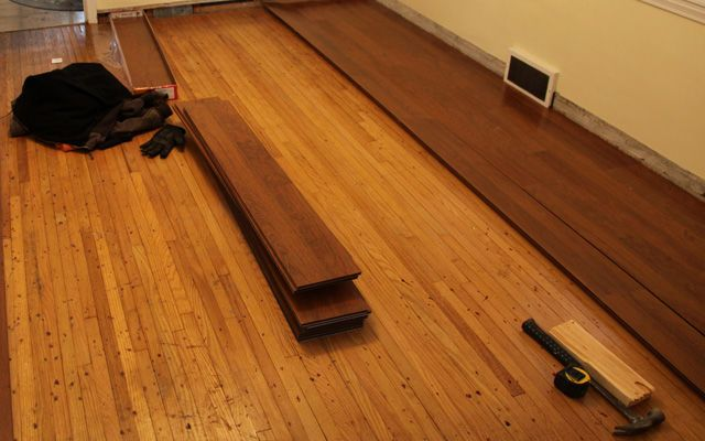 On Sale Laminate Flooring Can Be Found For Less Than Even The Cheapest  Carpet. It Might Be The Right Choice To Complete Your Next Flooring Project  Under ...