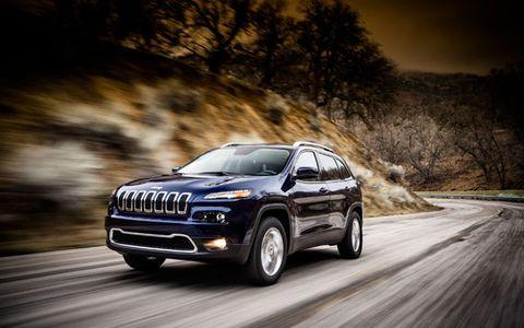 We Drive the 2014 Jeep Cherokee