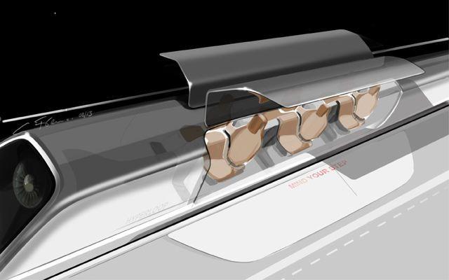 All Aboard the Hyperloop