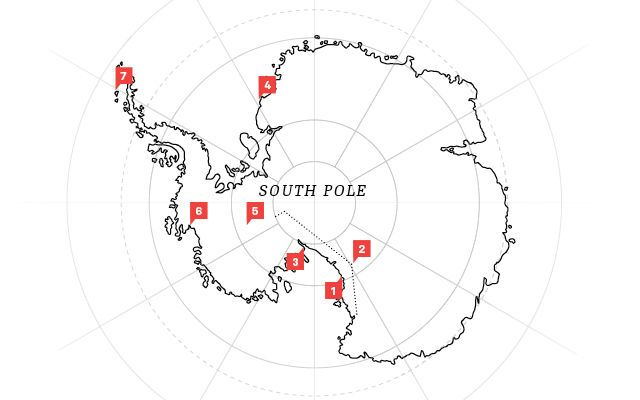 A Visitor's Guide to Antarctica