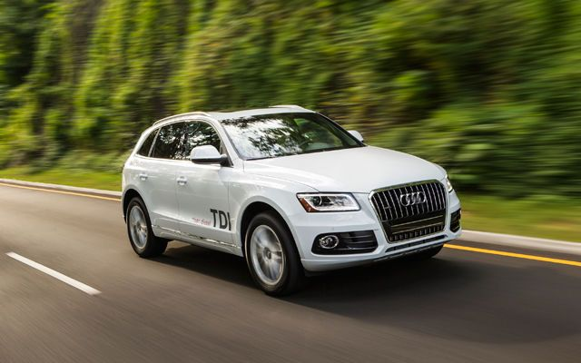 2014 Audi Q5 TDI: Diesel Comes to This Small SUV