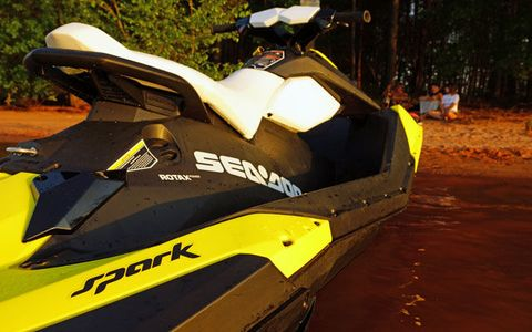 Sea-Doo Spark: A Throwback Watercraft You Can Actually Afford