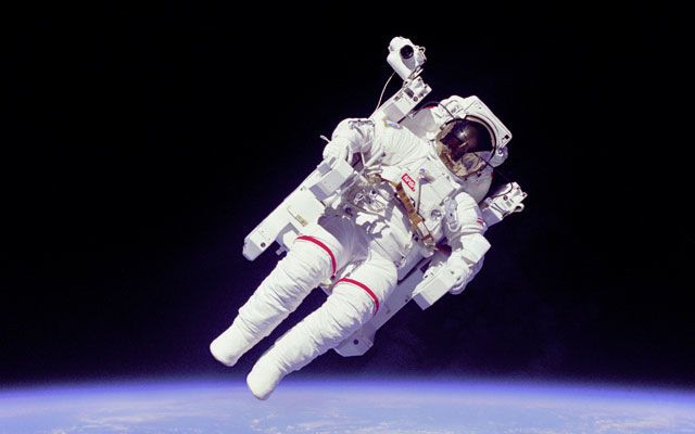 How Living in Space Accelerates the Aging Process