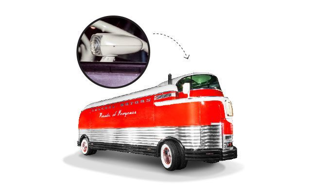 Carchaeology: 1952 Oldsmobile and the First Headlight Dimmer
