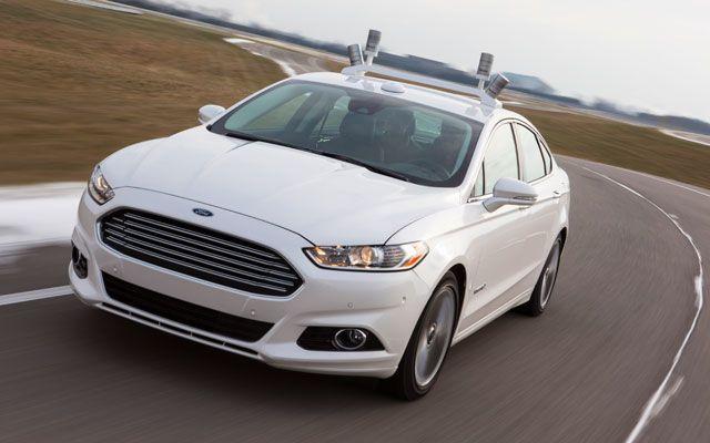 Ford, MIT, Stanford Assemble To Solve Autonomous Car Problems