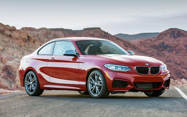 2015 BMW 2 Series: A Compact Sports Car Star is Born