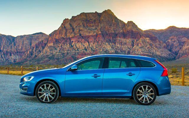 2015 Volvo V60: Welcome Back, Wagon