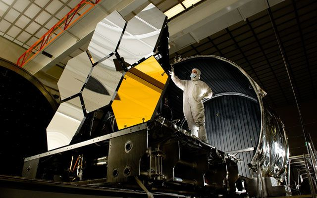Let's Be Cautiously Optimistic About NASA's Troubled New Telescope