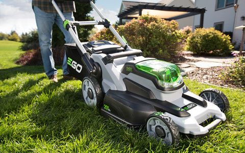 Tool Test Drive: Battery-Powered Ego Mower