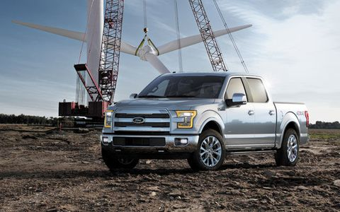 10 Things You Didnt Know About The 2015 Ford F 150