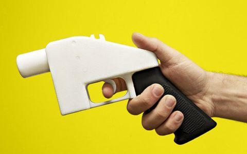 Should We Be Afraid of the 3D Printed Gun?