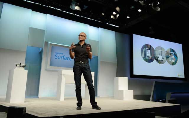 Ch-Ch-Changes: Microsoft CEO Satya Nadella Lays Out His Company's Future
