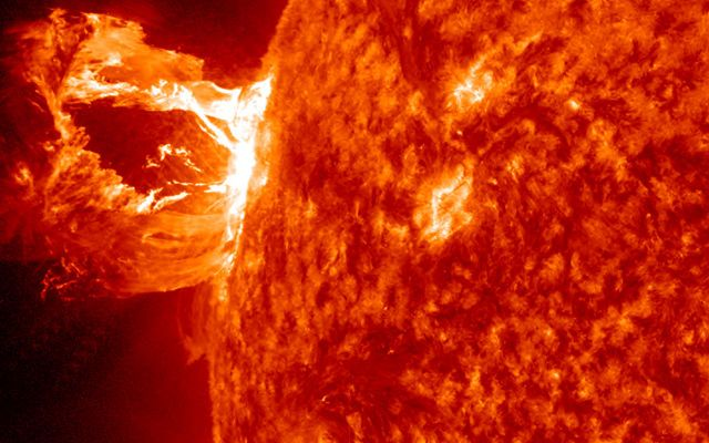 PM/AM: What if a Solar Flare Hit the Earth?