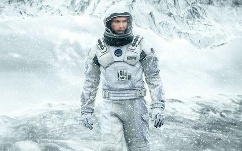 Winter, Freezing, Astronaut, Snow, Geological phenomenon, Space, Glacial landform, Glove, Soldier, Ice cap,