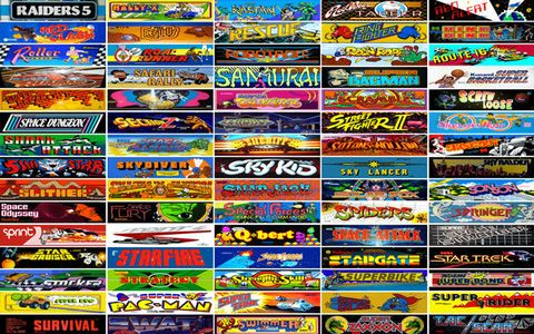 15 Classic Arcade Games You Should Play in Your Web Browser