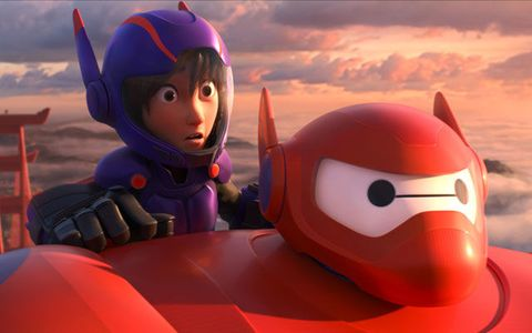 This Movie Making Breakthrough Made Big Hero 6 Possible