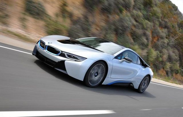 BMW's Sports Car From the Future Gets a Serious Power Boost