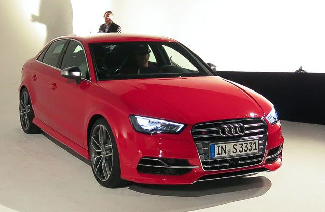 Instead Of Waiting For Tech To Trickle Down From Its Pricier Cars, Audi  Says It Will Pack Its Most Affordable U.S. Car, The A3, Full Of New Bells  And ...