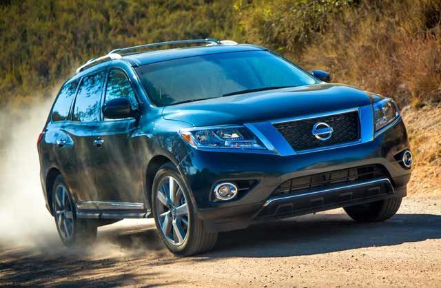 Advertisement   Continue Reading Below. Yesterday, Nissan Officially  Launched Its Overhauled 2013 Pathfinder.
