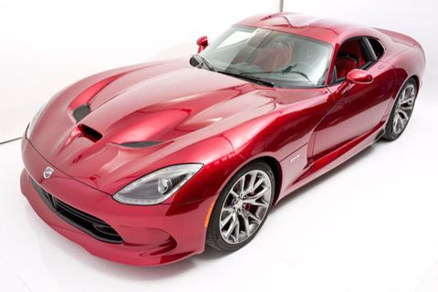 Designer Ralph Gilles on the 2013 SRT Viper