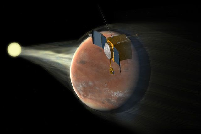 The Government Shutdown Threatens NASA's Next Mars Mission