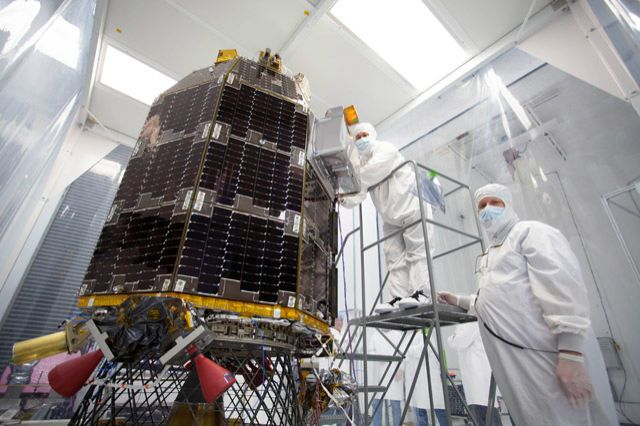 NASA Is Now Communicating With Spacecraft Via Laser