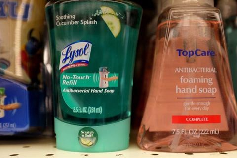 Are Antibacterial Soaps Really Better?
