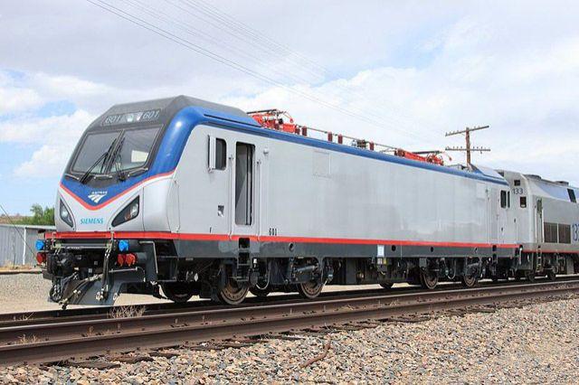 Amtrak's New 8600-Horsepower Locomotive Reports to Work Tomorrow