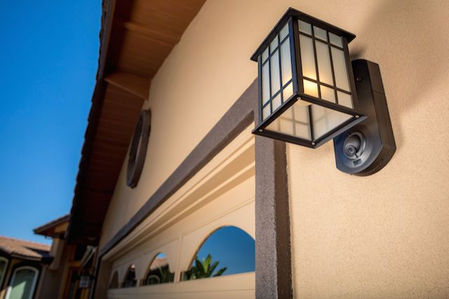 This Smart Light Lets You Check Your Front Door From Anywhere in the World