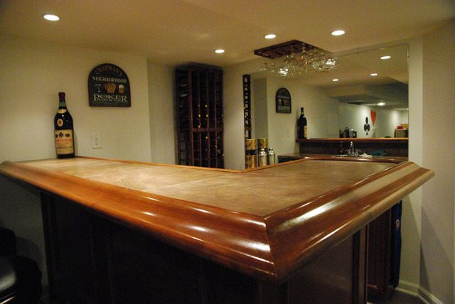 How To Build A Bar In 4 East Steps