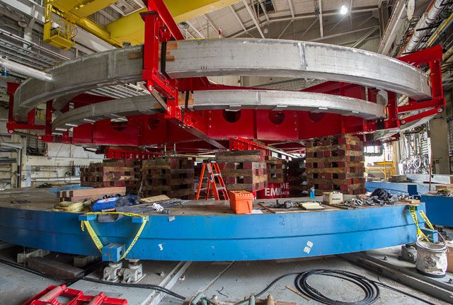 The $25 Million Magnet That Might Have Just Changed Particle Physics
