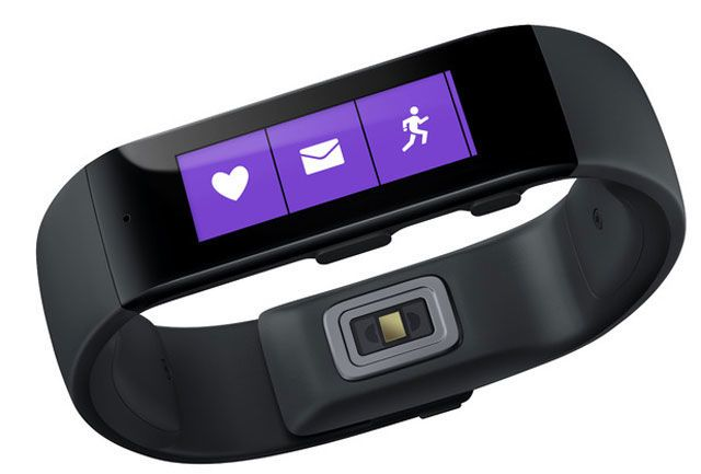 This Is Microsoft's New Attempt at a Fitness Band