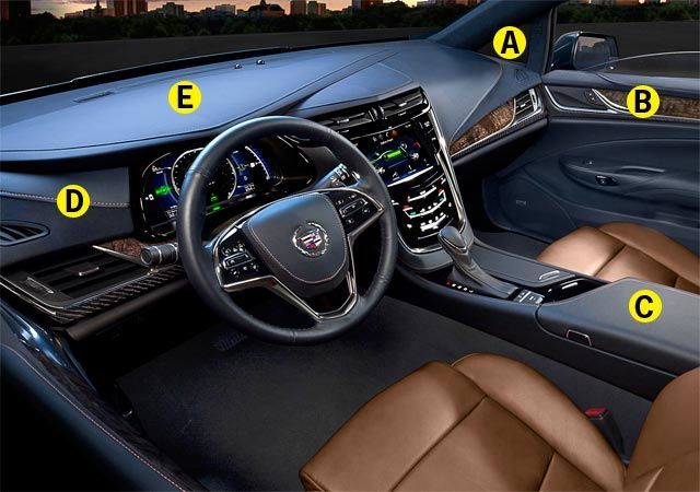 The Art and Science of a Cadillac Interior