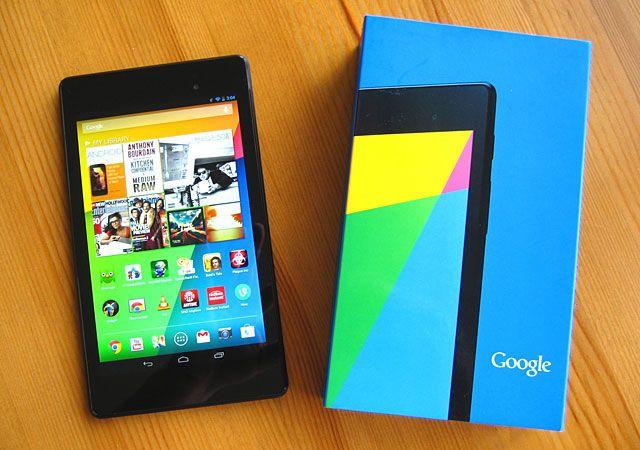 Google Nexus 7 2013: Hands-On Review