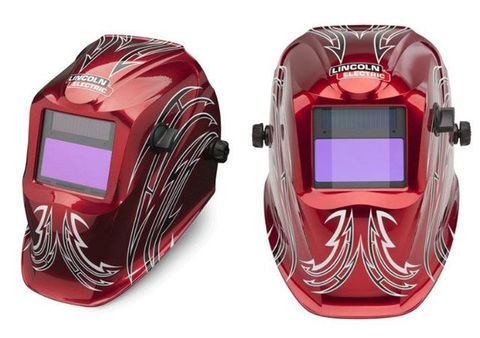 Tnt Auto Sales >> Worth the Money: Lincoln Electric Viking Tribal 1840 Welding Helmet