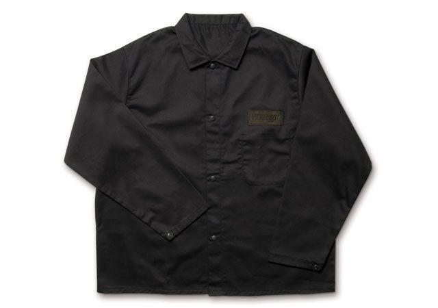 Worth the Money: Hobart Flame Retardant Welding Jacket