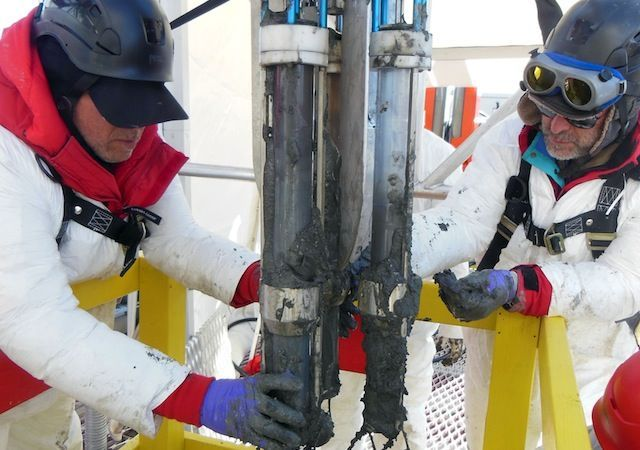 PM/AM: Scientists Discover A Thriving Ecosystem in Underground Antarctic Lakes