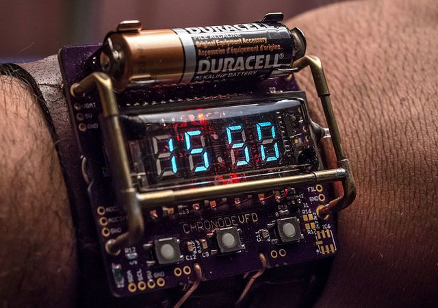 This Is the Coolest Cyberpunk Watch Ever