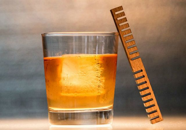 This Ingenious New Invention Could Remove the Gross Stuff from Your Whiskey