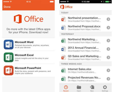 Microsoft Office Is Now Free On Your Mobile Device