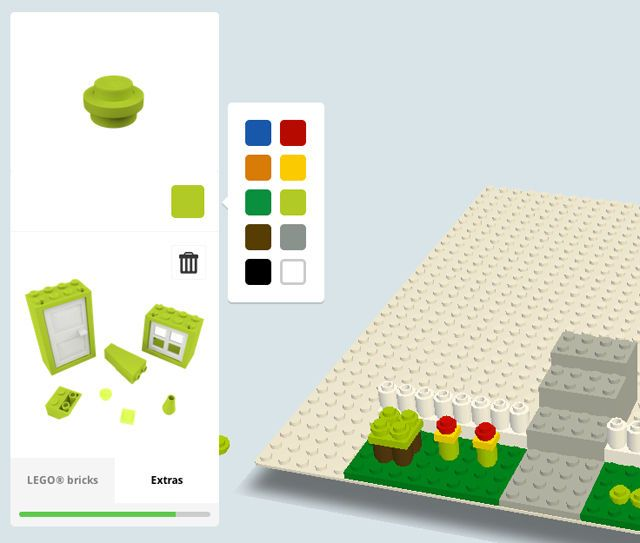 Google Lets You Play With Legos in Your Browser