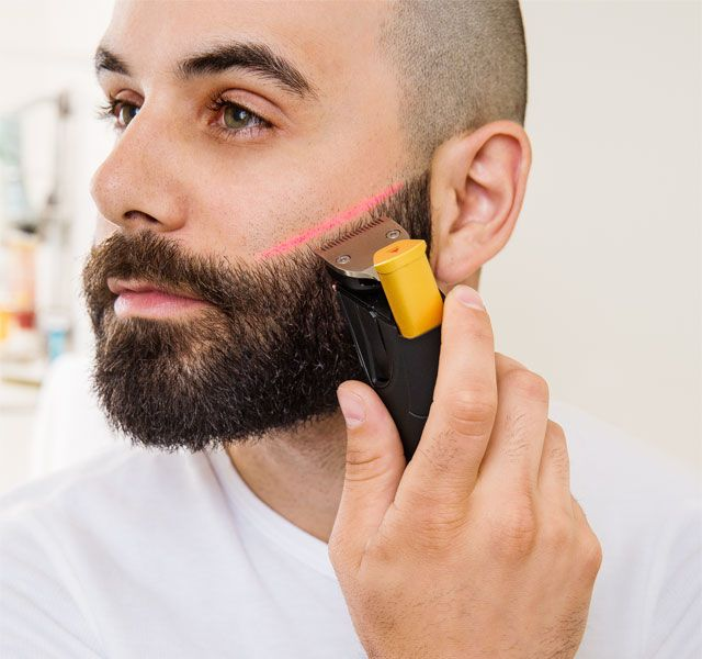 You Should Be Shaving With a Laser