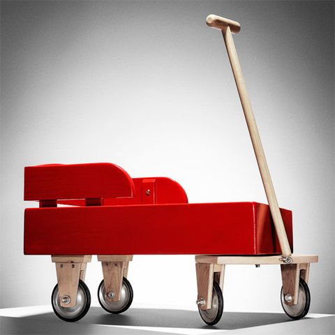 "<p>The best children's gifts are handmade wood toys, and when they are as sharp looking as this red wagon, they'll be cherished forever.</p><p><a href=""http://www.popularmechanics.com/home/how-to-plans/how-to/a21/how-to-build-a-wooden-wagon-17550851/"" data-tracking-id=""recirc-text-link"">How to Build a Wood Wagon</a></p>"