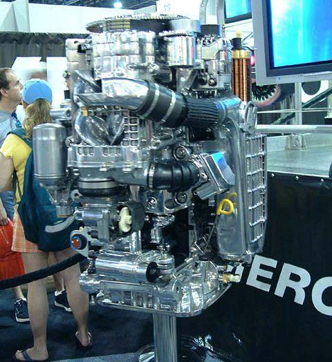 Mercury Unveils 'Project X' Outboards As Verado Family