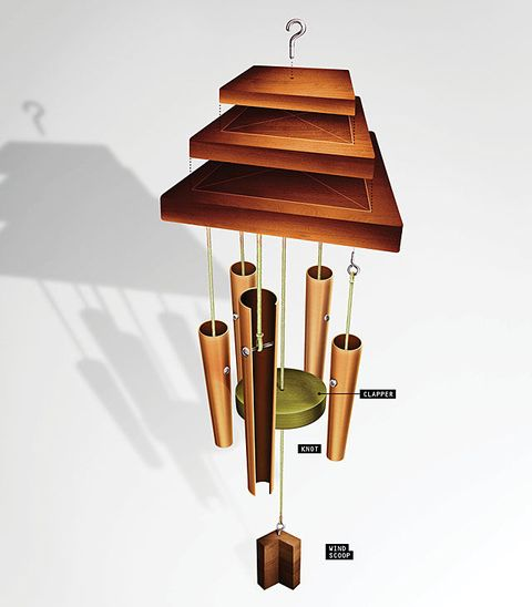 How to make wind chimes in 5 easy steps for Easy to make wind chimes