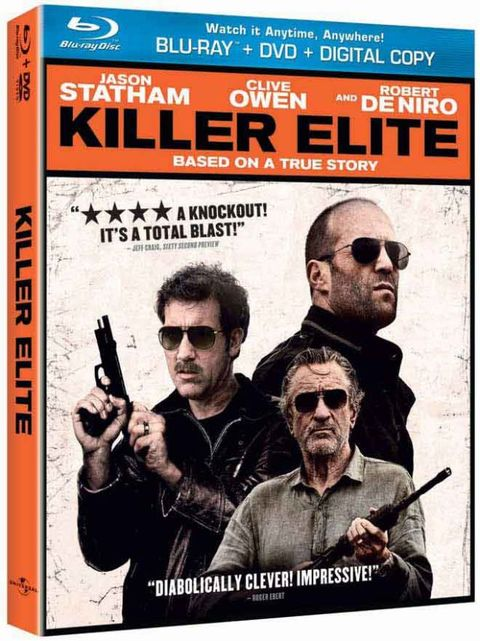 PM Sweepstakes: Win a Killer Elite Blu-Ray Combo pack!