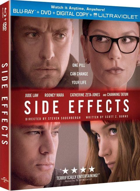PM Sweepstakes: Win a Side Effects Blu-Ray Combo Pack