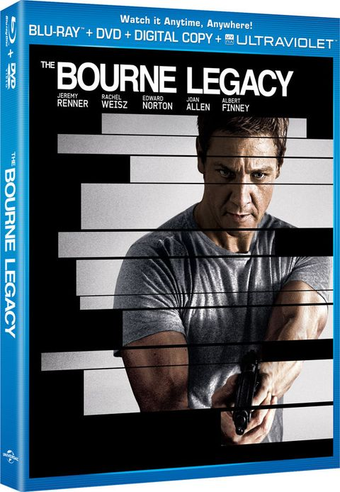 Popular Mechanics Sweepstakes >> Pm Sweepstakes Win The Bourne Legacy On Blu Ray Dvd Combo Pack