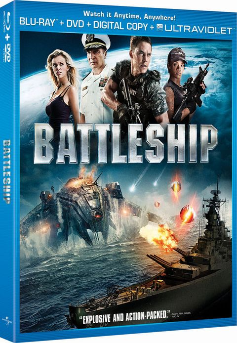 PM Sweepstakes: Win a Battleship Blu-Ray Combo Pack