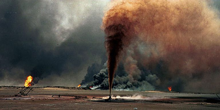 10 Biggest Oil Spills in History